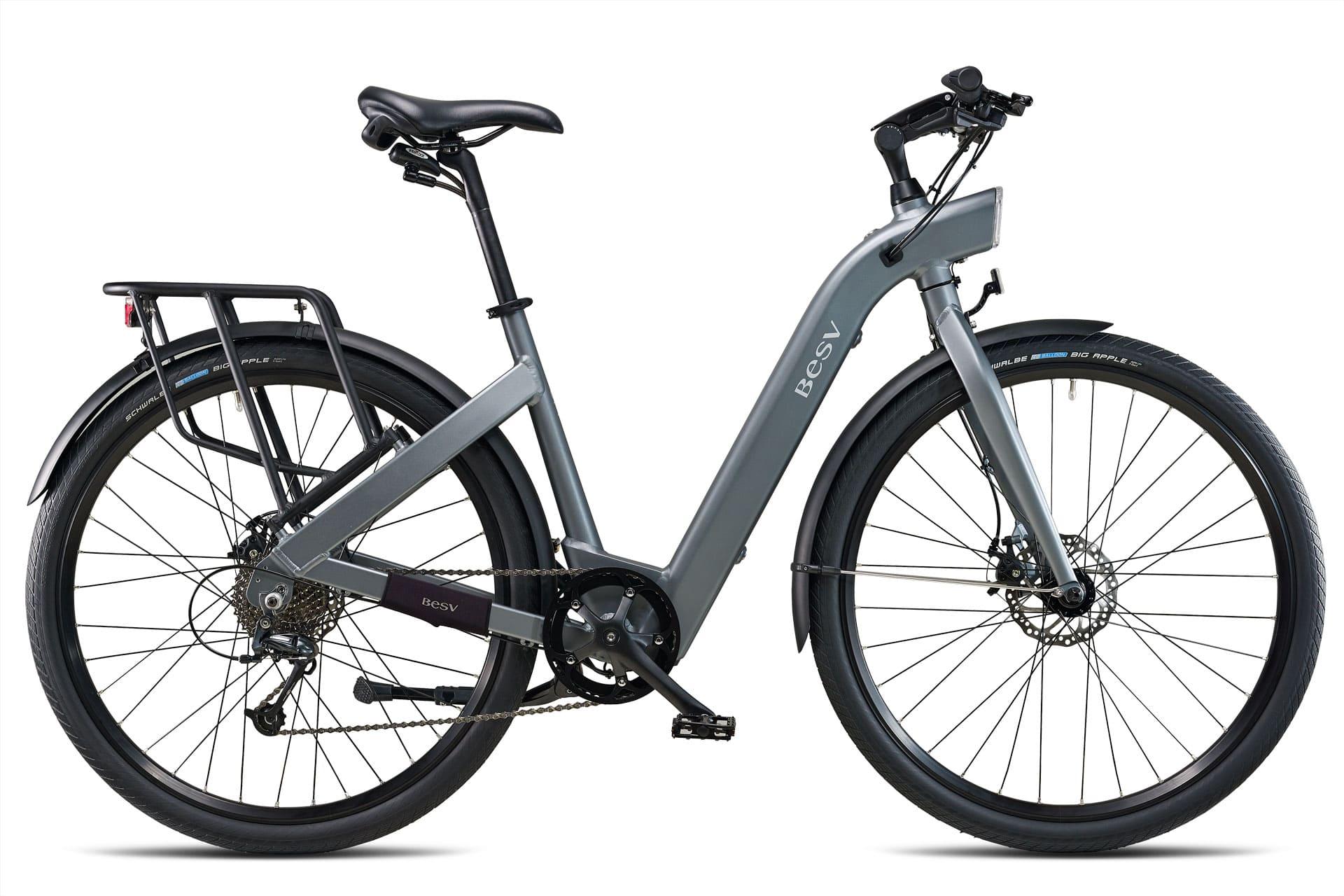 Ladies Electric Bike CF1 RM Grey