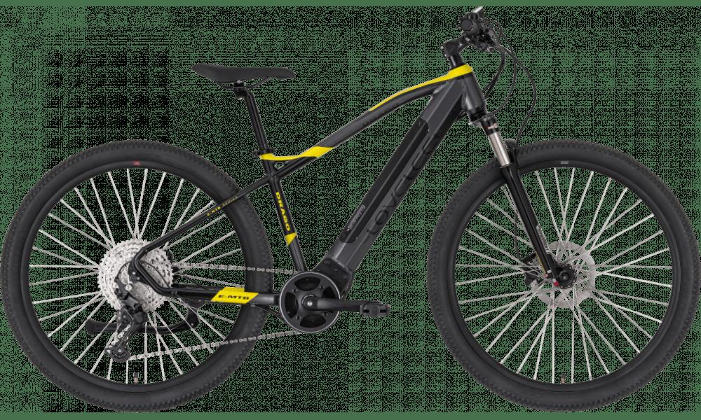 """Electric Mountain Bike Mid Drive 29 Inch Lovelec Drago 720Wh 145km 17"""""""