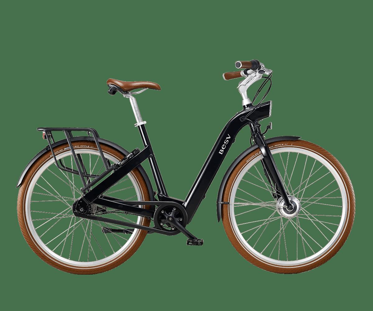 Ladies Electric Bike CF1 FM M Black