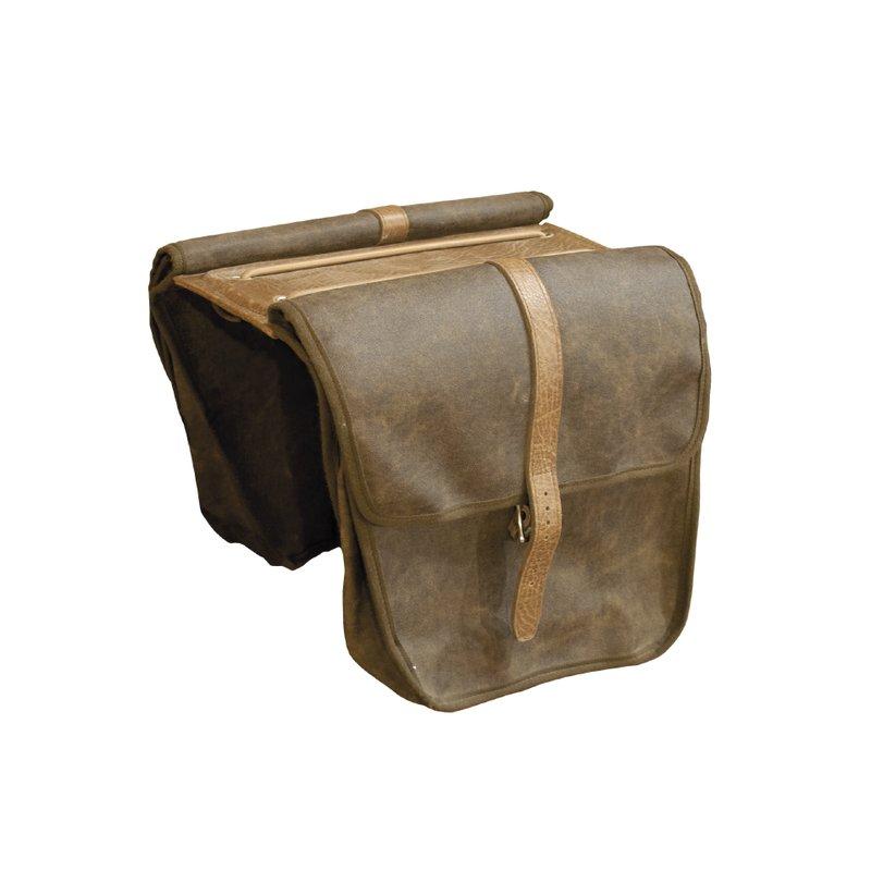 Rayvolt pannier bags for rear rack