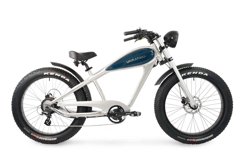 Electric Chopper Bike Fat Bike Varaneo Cafe Racer Aluminium