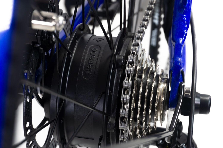 Electric Cruiser Bike Varaneo Beachcruiser Black Matt