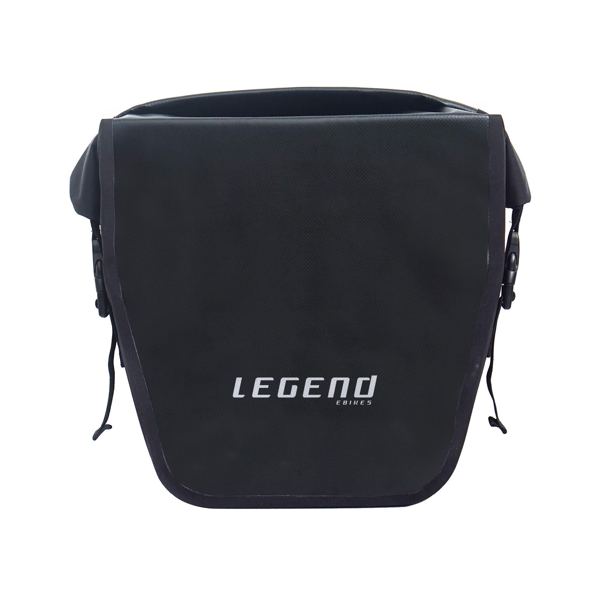 Legend waterproof large pannier bag 1 bag black