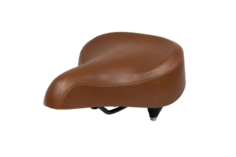 Varaneo Cafe Racer leather saddle