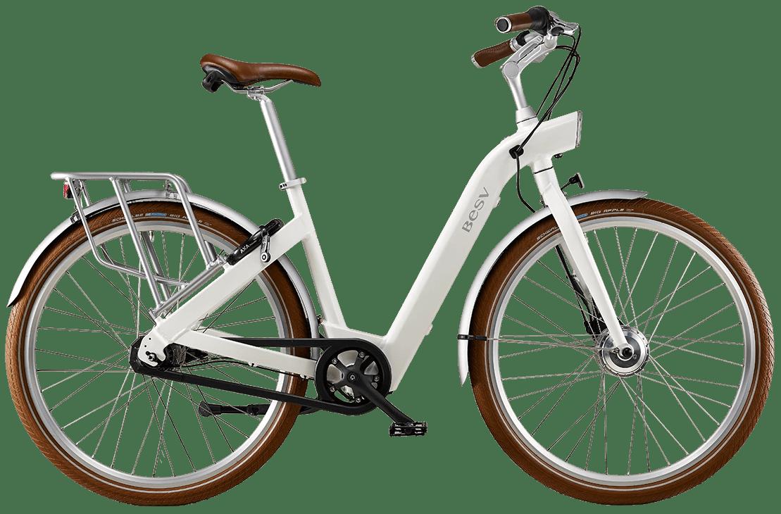 Ladies Electric Bike CF1 FM L White